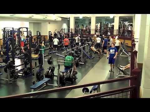 Gyms At Penn State