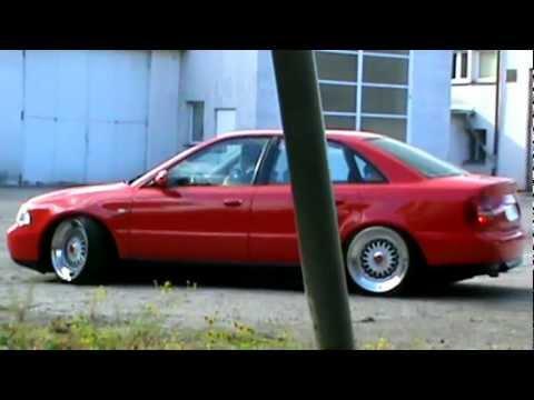 Audi A4 B5 Air Ride Bbs Rs 18 Rajan Youtube