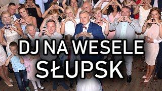 Wesele Agnieszka i Paweł - Portus Słupsk I Dj na wesele Słupsk Lębork Kobylnica