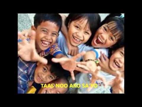 ANG MABUTING PILIPINO (THE GOOD FILIPINO)  PRODUCED & COMPOSED BY ROBERT DAVID   from YouTube