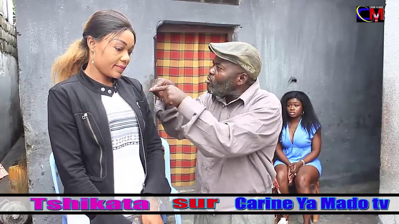 Extrait du nouveau FILM congolais 2020  TSHIKATA