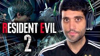 Esse jogo está LINDO demais, PRIMEIRO gameplay de Resident Evil 2 Remake, INCRÍVEL