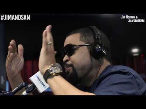 Ice Cube - Smashing Priority Records with Baseball Bat - Jim Norton & Sam Roberts