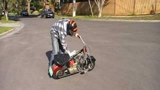 Chopper bike part 3