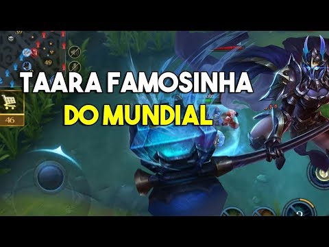 Taara A Famosinha Do Mundial - Arena Of Valor