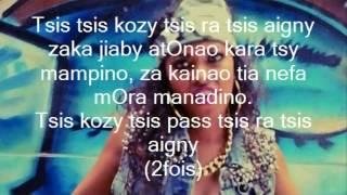 Tsis Tsis Kozy JoyceMenaMakoa (parole)