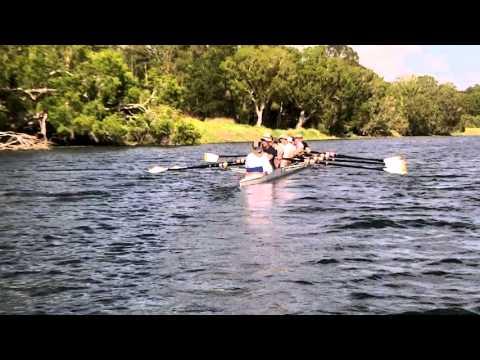 Townsville & JCU Rowing Club - 2015 LTR