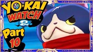 Yo-Kai Watch 2 - Part 10   Post Game Hovernyan Quest! (Shinuchi Gameplay Walkthrough)