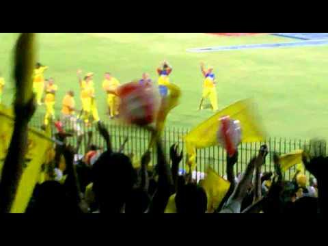 M.A.Chidambaram stadium- During IPL Finals 2011--Part 6