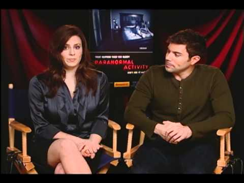 Paranormal Activity - EXCLUSIVE: Katie Featherston and Micah Sloat