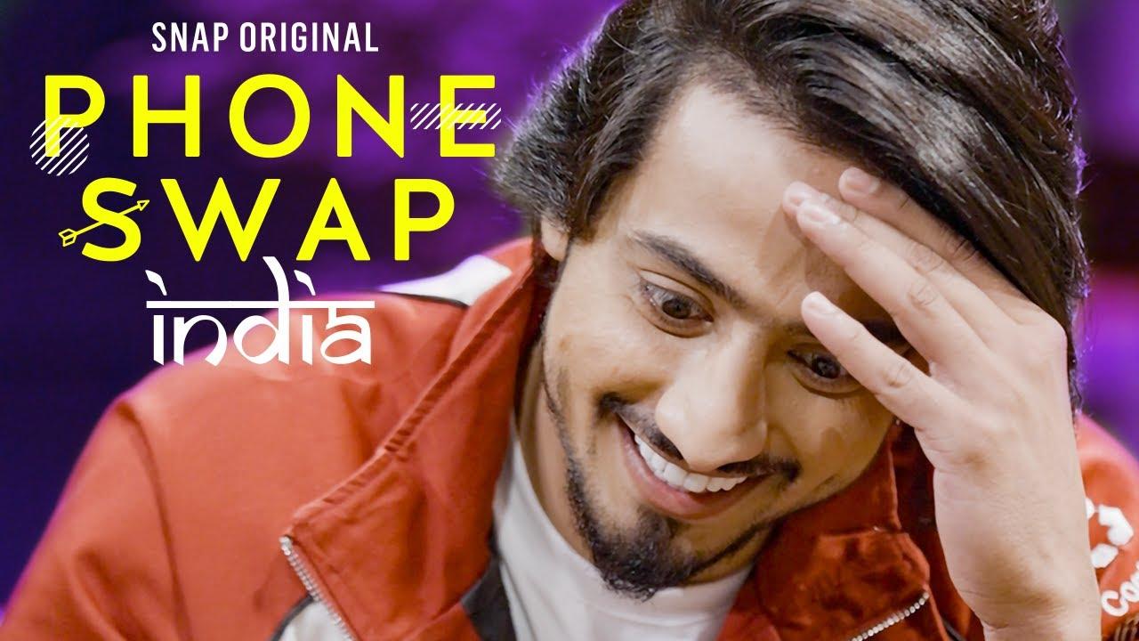 Snapchat - Phone Swap India with Mr. Faisu | Trailer