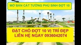 336TRIỆU/NỀN . MỞ BÁN ĐỢT 10 Cát Tường Phú Sinh Ecocity - 0936042074 NHẬT