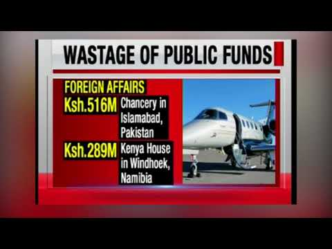 Where wasted public funds went