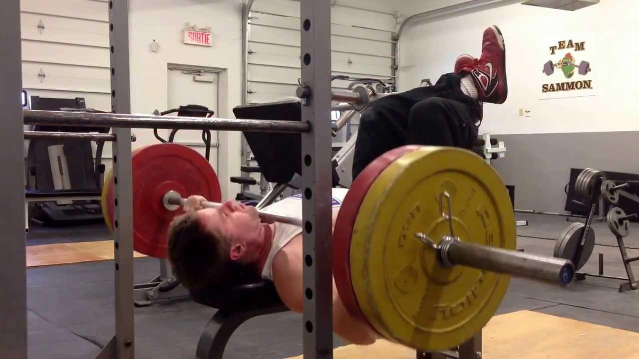 Guillotine Bench Press Part - 40: Vince Gironda Neck Press - YouTube