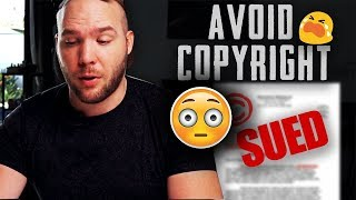 How to Avoid Copyright Designs the EASY WAY...😀