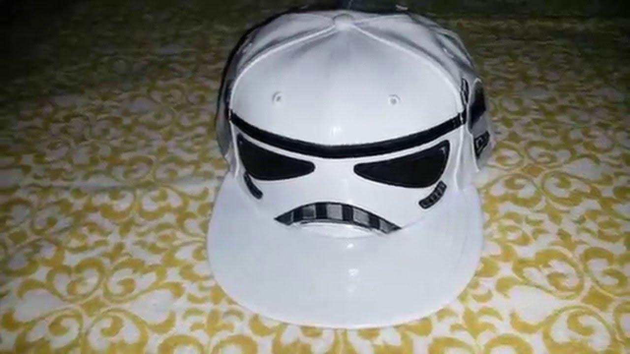 Gorra Armadura de Stormtrooper Star Wars EDICIÓN LIMITADA - Monchie Price 2a819ae6bb8