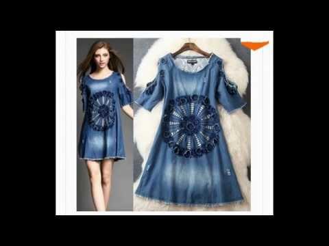 Платье джинсовое, denim dress