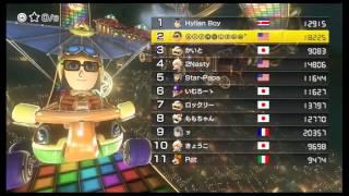 [Mario Kart 8] Hacked Mii names