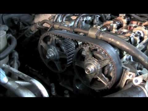 97 Mazda T Belt - YouTube