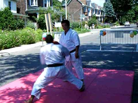 Kancho Okuyama Japan Martial Arts Centre - Danforth