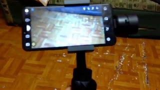 Prestigio gimbal stabilizer review