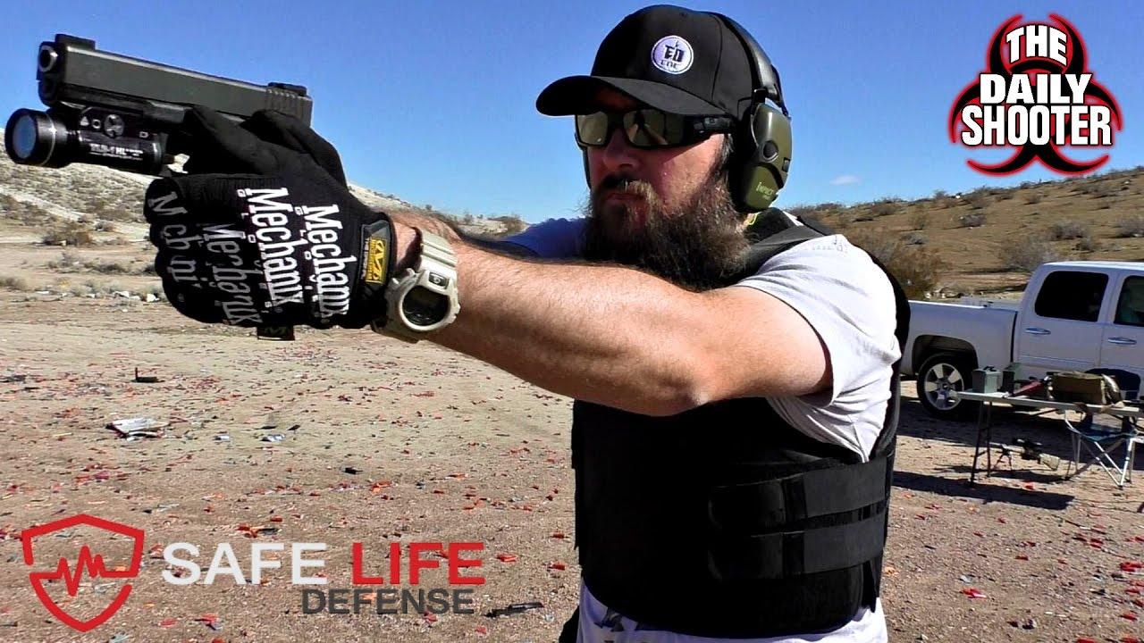 Can recommend will shotgun slugs penetrate soft armor opinion