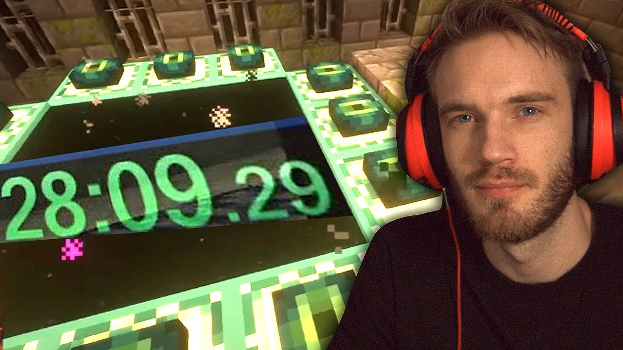 I Speedrun Minecraft