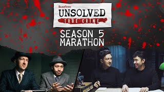 Unsolved True Crime Season 5 Marathon
