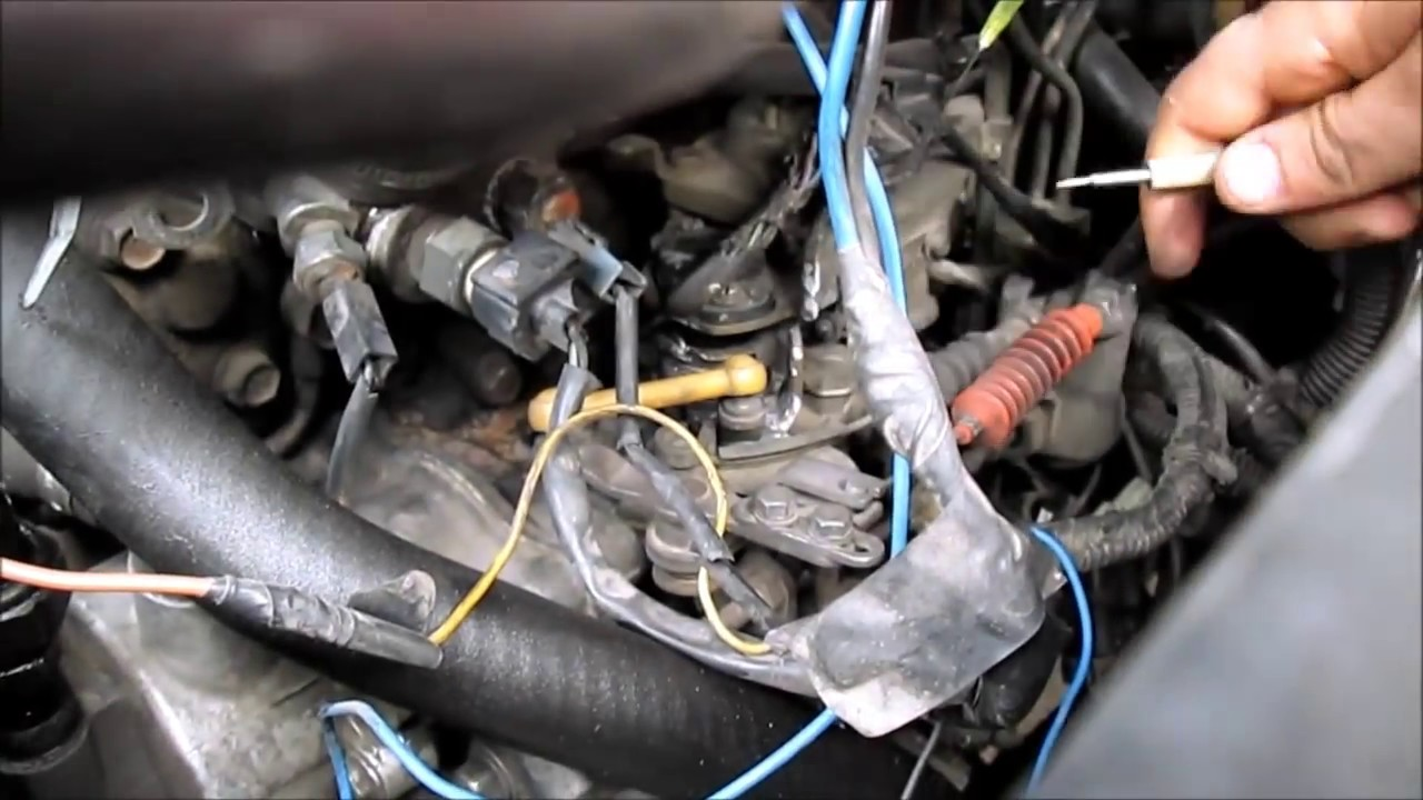 Как настроить датчик TPS (ТПС) /How to adjust the TPS  sensor the engine 4M40