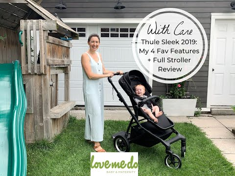 Thule Sleek 2019 Review: My 4 Fav Features - In Partnership With Love Me Do Baby & Maternity
