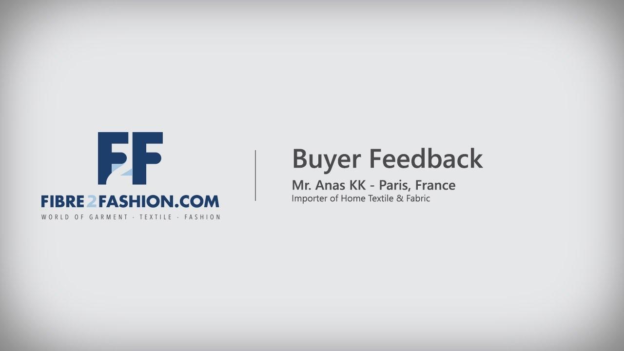 Client Feedback - Mr. Anas KK