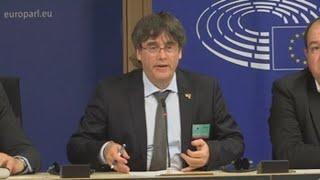 Puigdemont recurrirá al TJUE para poder ejercer de eurodiputado thumbnail
