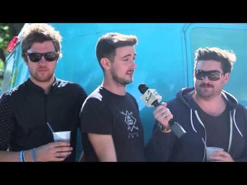 Kodaline Interview at Austin City Limits 2013 w/B-Sides On-Air