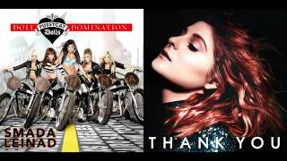 Download Pussycat Dolls vs. Meghan Trainor - When I Grow Up Too MP3 song and Music Video