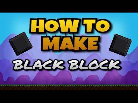 How To Make Black Block Growtopia