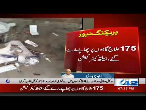 Punjab Healthcare Commission actions against Fake doctors | City 42 thumbnail