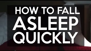 how to fall asleep when you can't how to fall asleep