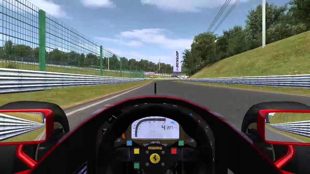 Ferrari f1 v12 1994 11