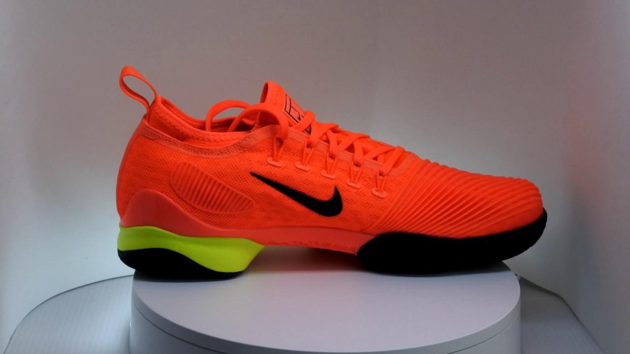 Tenis copati Nike Clay Air Zoom Ultra React Clay Nike YouTube bb6301