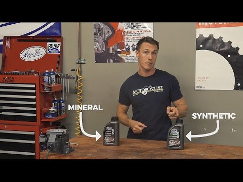 The Lowdown On Motor Oil: Mineral vs. Synthetic