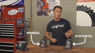 The Lowdown On Motor Oil Mineral vs. Synthetic MC GARAGE