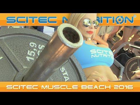 SCITEC MUSCLE BEACH 2016 - IZMOS VASÁRNAP