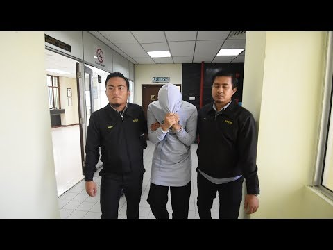 Zakat clerk charged with two counts of CBT