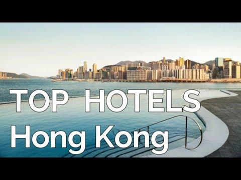 TOP 5 hotels with 5* in Hong Kong, Best Hong Kong hotels 2021, Hong Kong