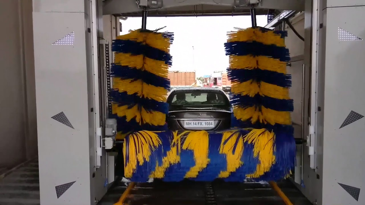 X1 1 X Series Automatic Car Wash Machine Kke Youtube