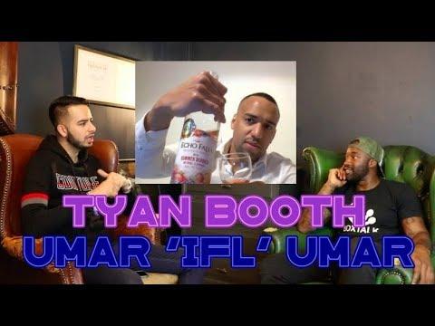 UMAR AHMED : UMAR 'IFL' UMAR | TYAN BOOTH