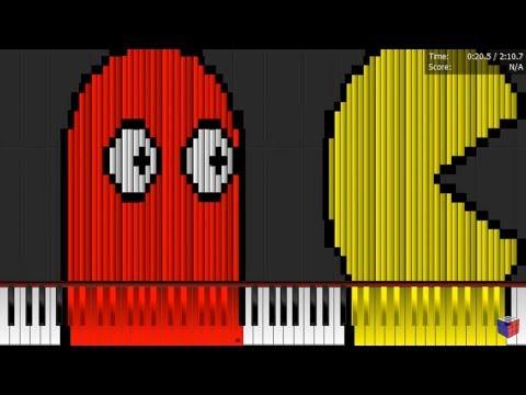 Dark MIDI - PAC-MAN INTERMISSION THEME