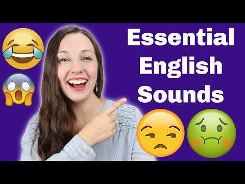 Advanced English Sounds you need to know