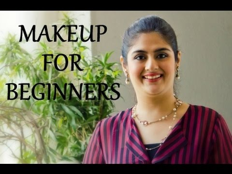 Tutorial: How to Apply Makeup for Beginners