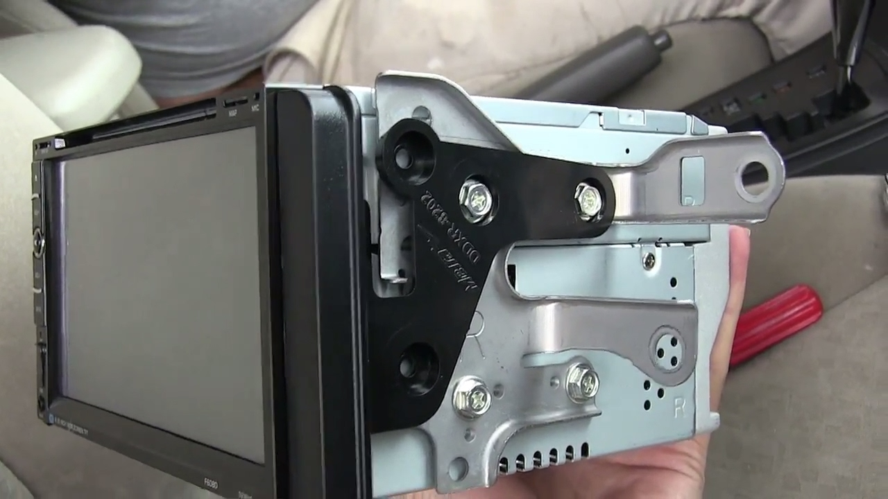 2009 2013 toyota corolla double din stereo installation dash kit metra 95 8223 [ 1280 x 720 Pixel ]